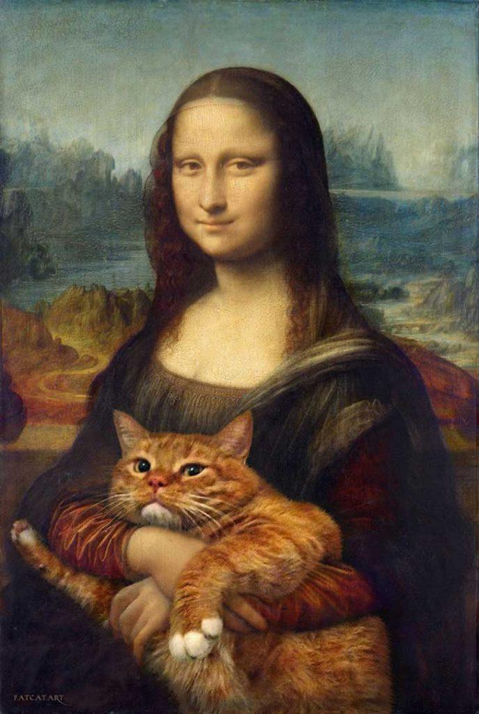 La verdadera versión de la Mona Lisa (original de Leonardo da Vinci) de  Svetlana Petrova