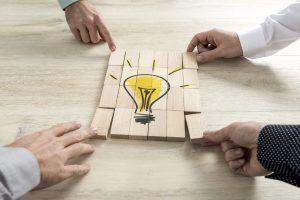 creatividad biasociativa, conectar ideas